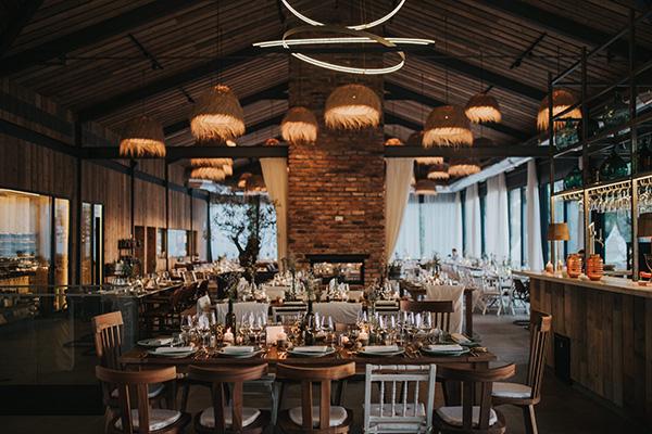 sublime comporta wedding dinner