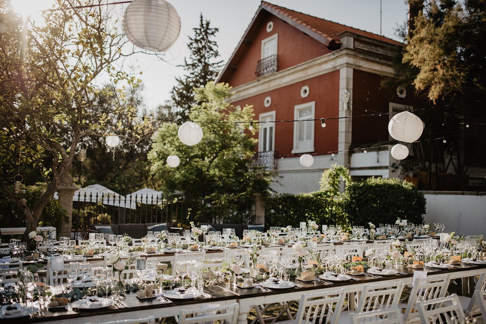 os agostos wedding dinner