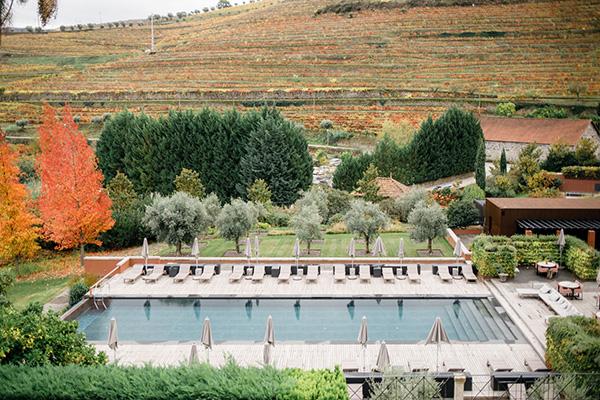 six senses douro swimming pool