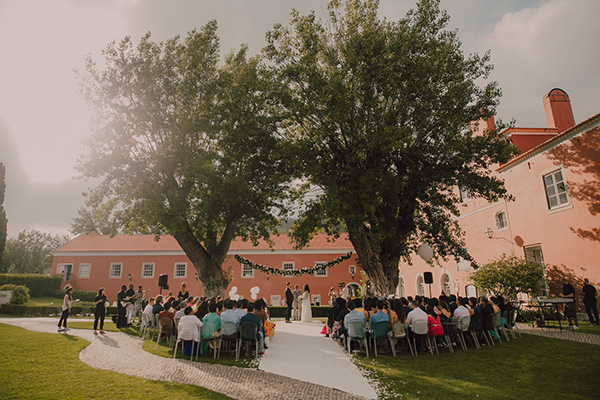 penha longa resort wedding ceremony
